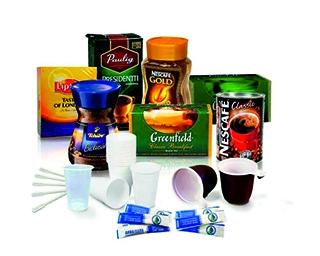 Чай, кава та посуд