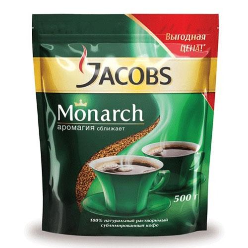Jacobs Monarch Кава розчинна, пакет