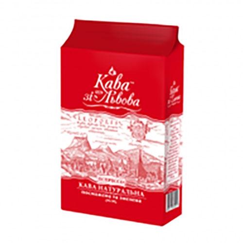 Кава зі Львова кава мелена eспрессо, 225 г