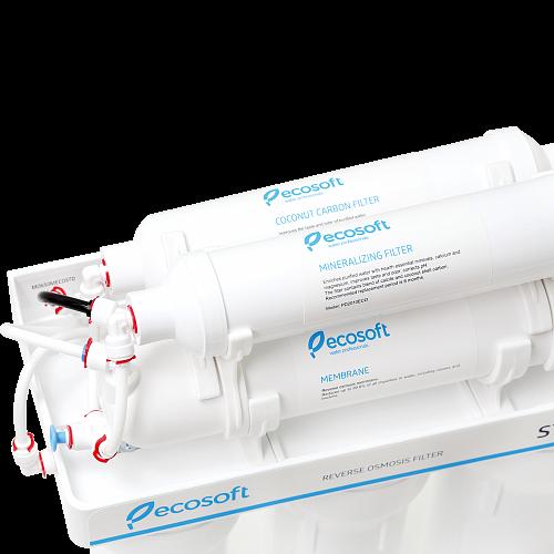 Фільтр зворотного осмосу Ecosoft Standard 6-50