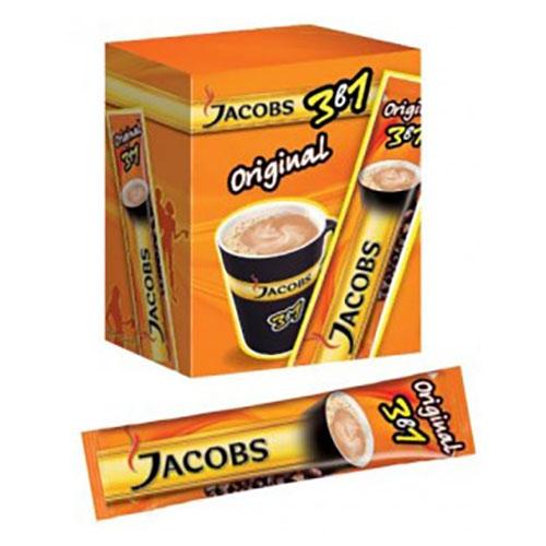 Напій кавовий Jacobs 3 в 1 Original розчинний, 24 шт
