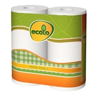RUTA Паперові рушники Ecolo 2 рулони