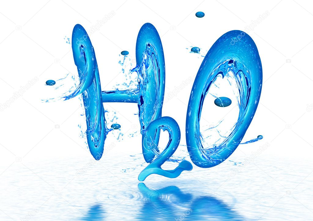 depositphotos 4986742 stock photo water formula